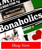 Bona Bumper Stickers 5 pack