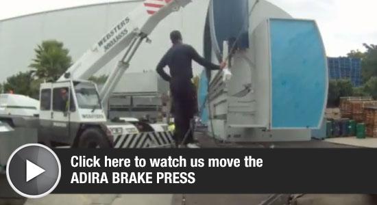Adira Break Press