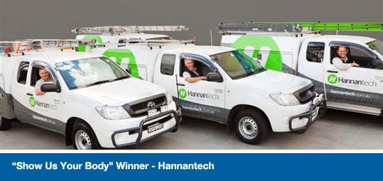 Hannan Tech