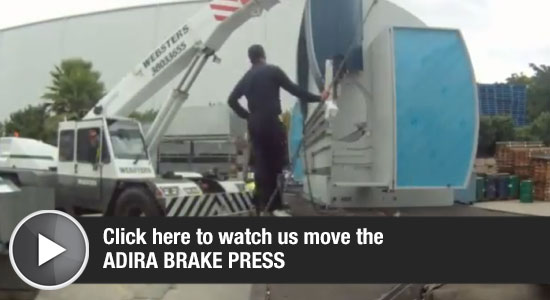 Adira Break Press